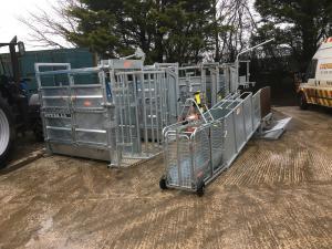 Cattle & Sheep Handling