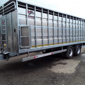 New Indespension 14ft Trailer » Cornish Tractors